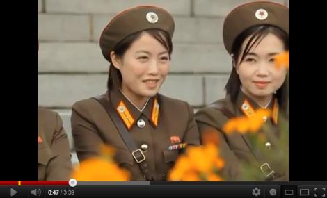 Gangnam Style North Korea